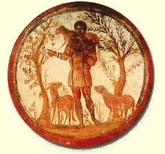 Risultati immagini per pastore di erma