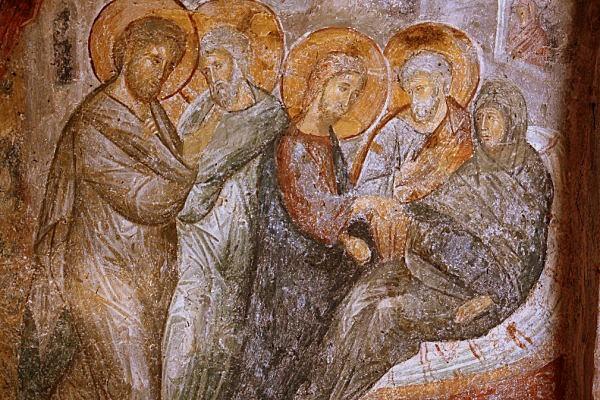 guarigione suocera di Pietro 1