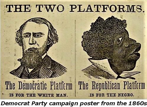 1860sDemocratPartyPoster
